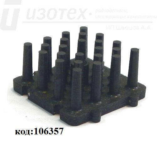 Радиатор -M50 пластиковый (50х50х26)
