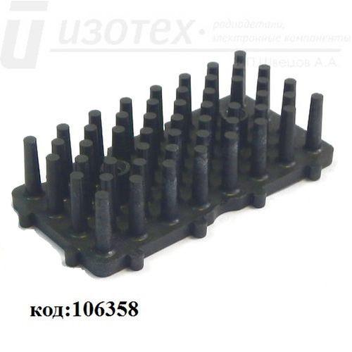 Радиатор -M100 пластиковый (50х100х26)