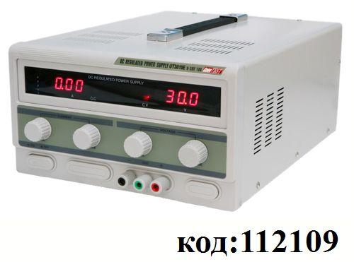 Источник питания ( 30В/10А ) UT3010E