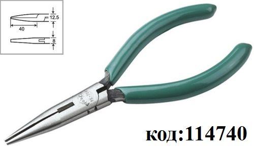 Длинногубцы 1PK-706 (135/52 мм) (ProsKit)