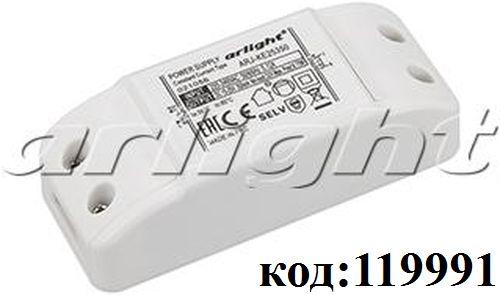Источник тока  350мА/  9Вт (Драйвер ARJ-KE25350) пласт.