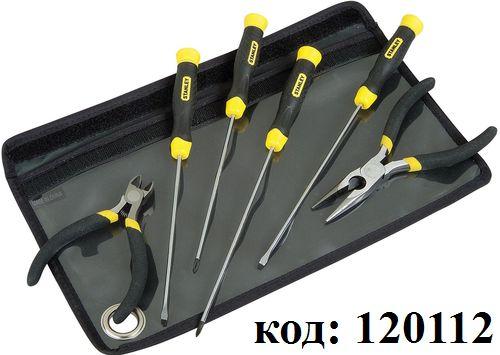 Набор инструментов 6 предм. для работы с компьютером (1-65-010) STANLEY