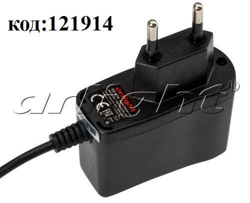 AC/DC ~220V->12V-  0,50A адаптер (ARDV-06-12A)
