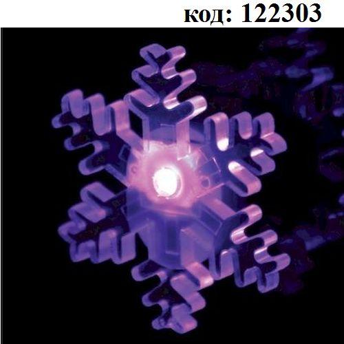 Светильник LED SL104 Снежинка малая