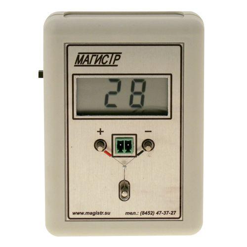 Измеритель температуры (с первичной поверкой), Магистр