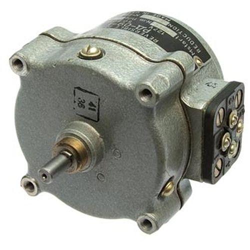 Двигатель: РД-09 (127В 170 об./мин.) ред.1/6.25