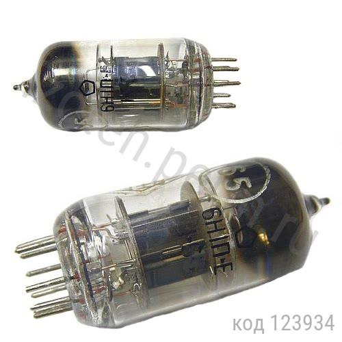 Лампа: 6Н1П-Е