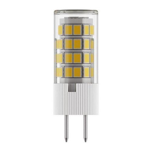 Лампа светодиодная -G4, 5W, 220В, 350Лм, белый тёплый (JD)