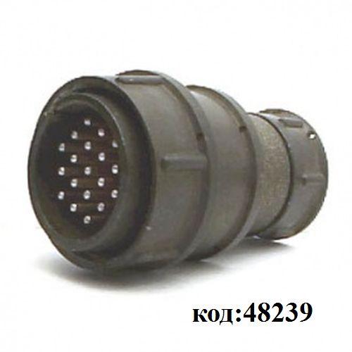 Соединитель 2РМД27КПЭ19Ш5В1 86-92г.