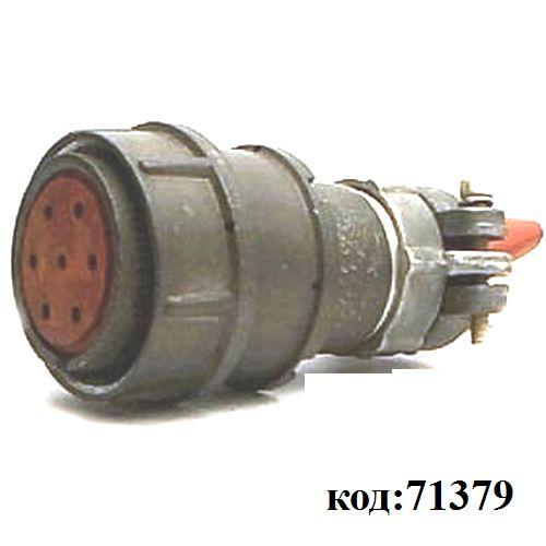 Соединитель 2РМД27КПН7Г5В1 90-91г