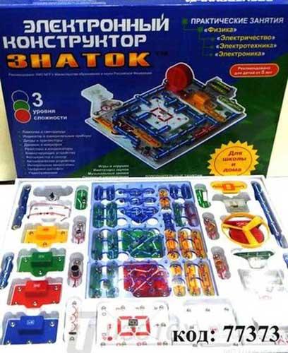 "Электронный конструктор ""Знаток Школа-999"""