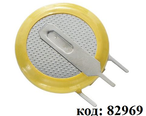 Эл. питания EEMB CR2032-PEN3