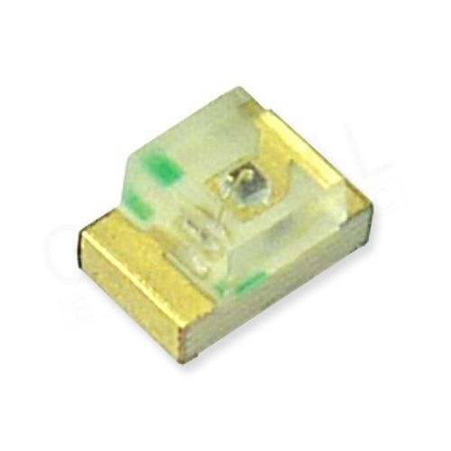 Светодиод-SMD0805, желтый, 120*, 120 мкд (KP-2012SYCK)
