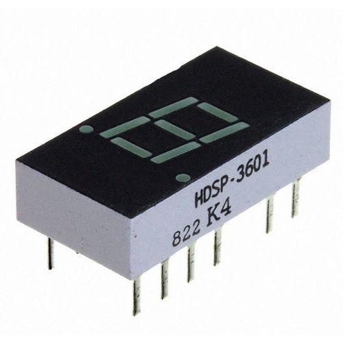 Индикатор HDSP-3601 (зелёные)