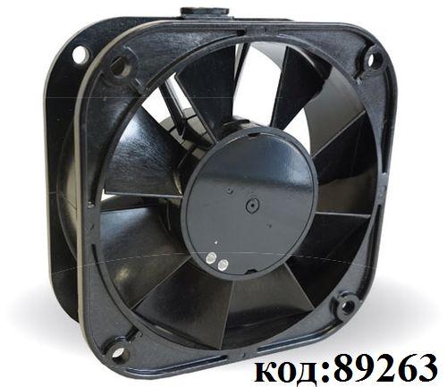 Вентилятор 138х138х50, 220В (1,25ЭВ-2,8-6-3270 У4)   17г