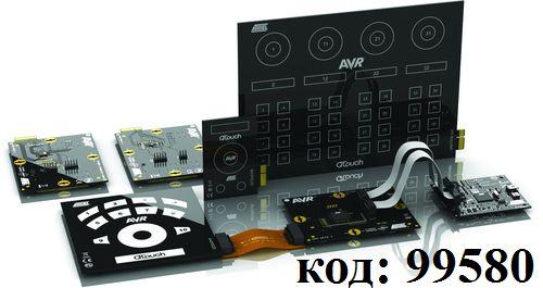Отладочный набор ATQT600