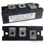 Силовой модуль МТО-ТО8/3-160 -12-4А  11г.